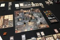 Board Game: The World of SMOG: Rise of Moloch