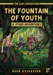 Board Game: The Lost Expedition: The Fountain of Youth & Other Adventures