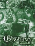 RPG Item: Changeling: The Lost Second Edition Storyteller's Screen