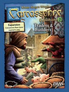 Carcassonne: Expansion 2 – Traders & Builders Image