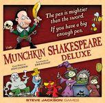 Board Game: Munchkin Shakespeare Deluxe