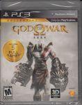 Video Game Compilation: God of War Saga