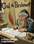RPG Item: Coal & Parchment