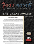 RPG Item: Hellfrost Region Guide #17: The Great Swamp