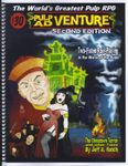 RPG Item: Pulp Adventure (Second Edition, Expanded)