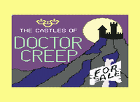 Video Game: The Castles of Dr. Creep