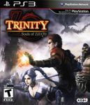 Video Game: Trinity: Souls of Zill O'll