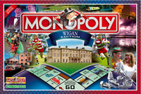 Board Game: Monopoly: Wigan