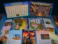 Board Game: Warangel