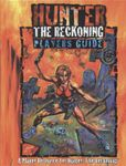 RPG Item: Hunter: The Reckoning Players Guide