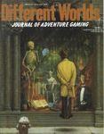 Issue: Different Worlds (Issue 44 - Nov 1986)