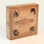 Board Game: Trickerion: Legends of Illusion