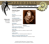Issue: Daedalus (Halloween 2004 Special Issue)