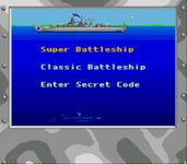 Video Game: Super Battleship