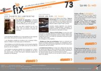 Issue: Le Fix (Issue 73 - Oct 2012)