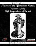 RPG Item: Faces of the Tarnished Souk: Viscount Zanzig, the Crystal Seer, High Prognosticator of Sarnath