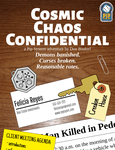 RPG Item: Cosmic Chaos Confidential