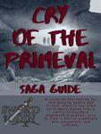 RPG Item: Cry of the Primeval Saga Guide