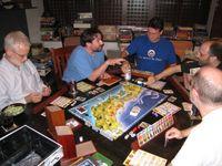 Board Game: Senji