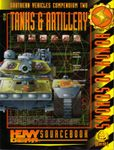 RPG Item: Southern Vehicles Compendium Two: Tanks & Artillery