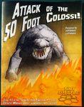 Board Game: Attack of the 50 Foot Colossi!