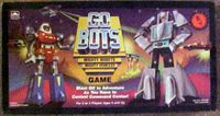 Board Game: GoBots Game
