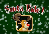 Video Game: Santa Ride!