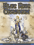RPG Item: Blue Rose Companion
