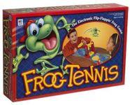 Board Game: Frog Tennis