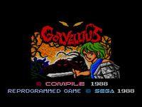 Video Game: Golvellius: Valley of Doom
