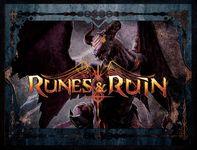 Board Game: Runes & Ruin