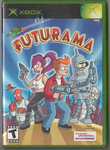 Video Game: Futurama
