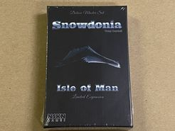 Snowdonia: Isle of Man Cover Artwork