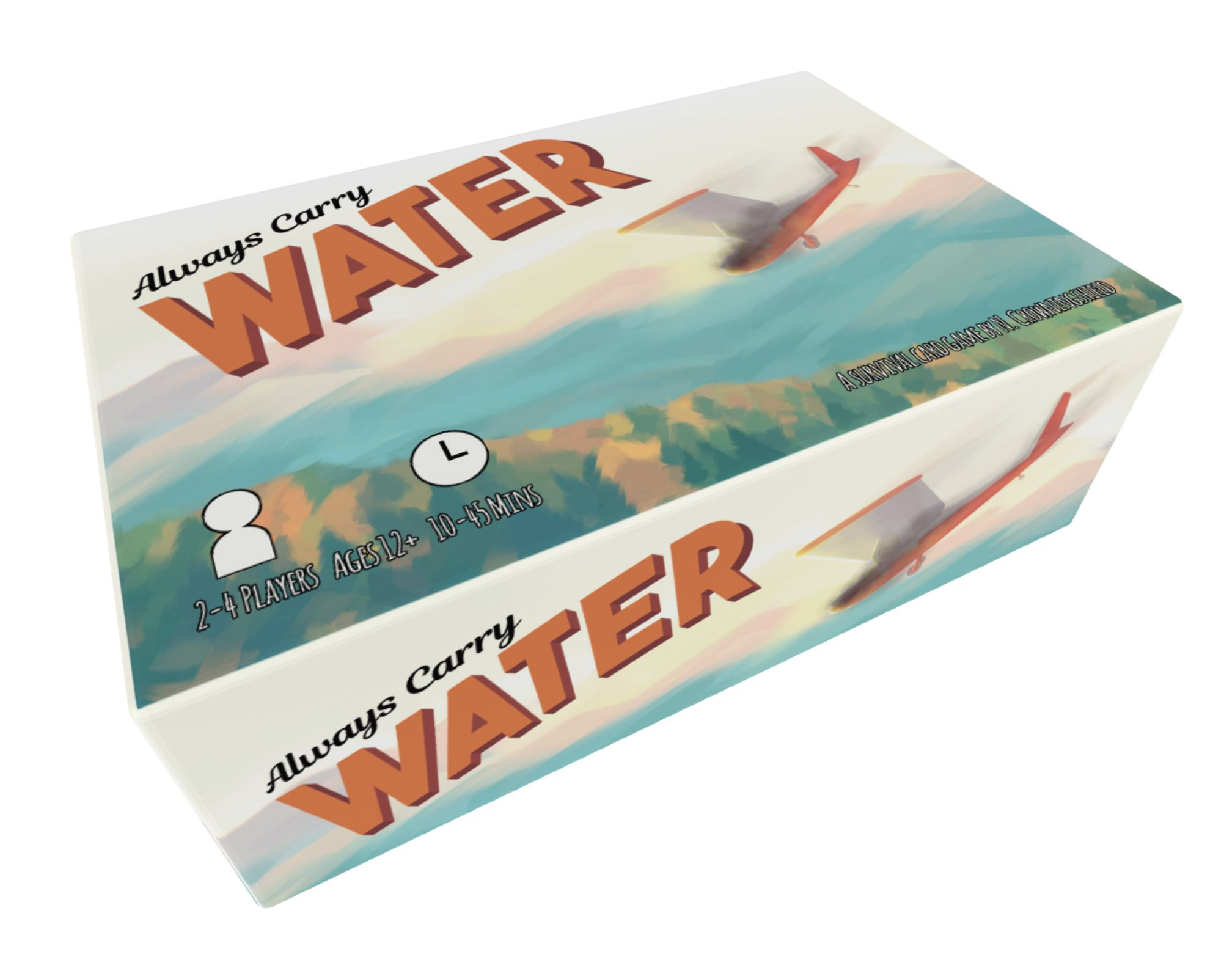 Always Carry Water