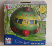 Board Game: In the Night Garden: Spin and See Game