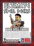 RPG Item: Ultimate Spell Decks: Bard Spell Cards