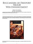 RPG Item: Buccaneers of Freeport True20 Web Enhancement