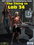 RPG Item: The Thing in Lab 34