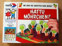 Board Game: Hattu Möhrchen?