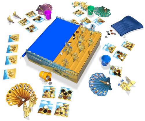 Board Game: Strand Unter