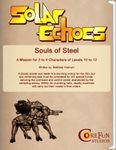 RPG Item: Solar Echoes Mission: Souls of Steel