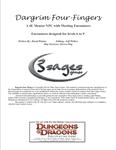 RPG Item: Dargrim Four-Fingers