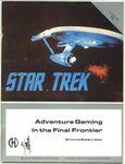 RPG Item: Star Trek: Adventure Gaming in the Final Frontier