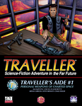 RPG Item: TA1: Traveller's Aide #1: Personal Weapons of Charted Space