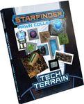 RPG Item: Starfinder Pawns: Tech Terrain Pawn Collection