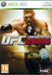Video Game: UFC Undisputed 2010