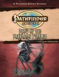 RPG Item: Pathfinder Society Scenario 1-32: Drow of the Darklands Pyramid