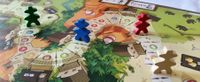 Board Game: Pony Express