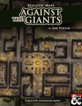 RPG Item: Realistic Maps: Against the Giants