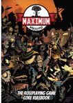 RPG Item: Maximum Apocalypse the Roleplaying Game Game Core Rulebook